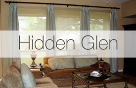 Hidden Glen Interior Design Portfolio
