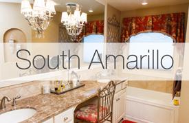 South Amarillo Bathroom Interior Design Portfolio
