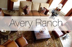 Avery Ranch Interior Design Portfolio