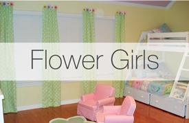 Girls Room Interior Design Portfolio