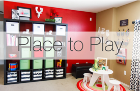 Play Room Interior Design Portfolio